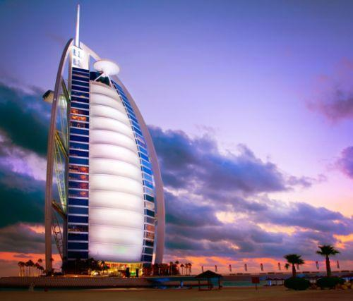 Dubai activities - Skyview Bar Burj Al Arab