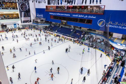 Dubai activities - Dubai Ice Rink