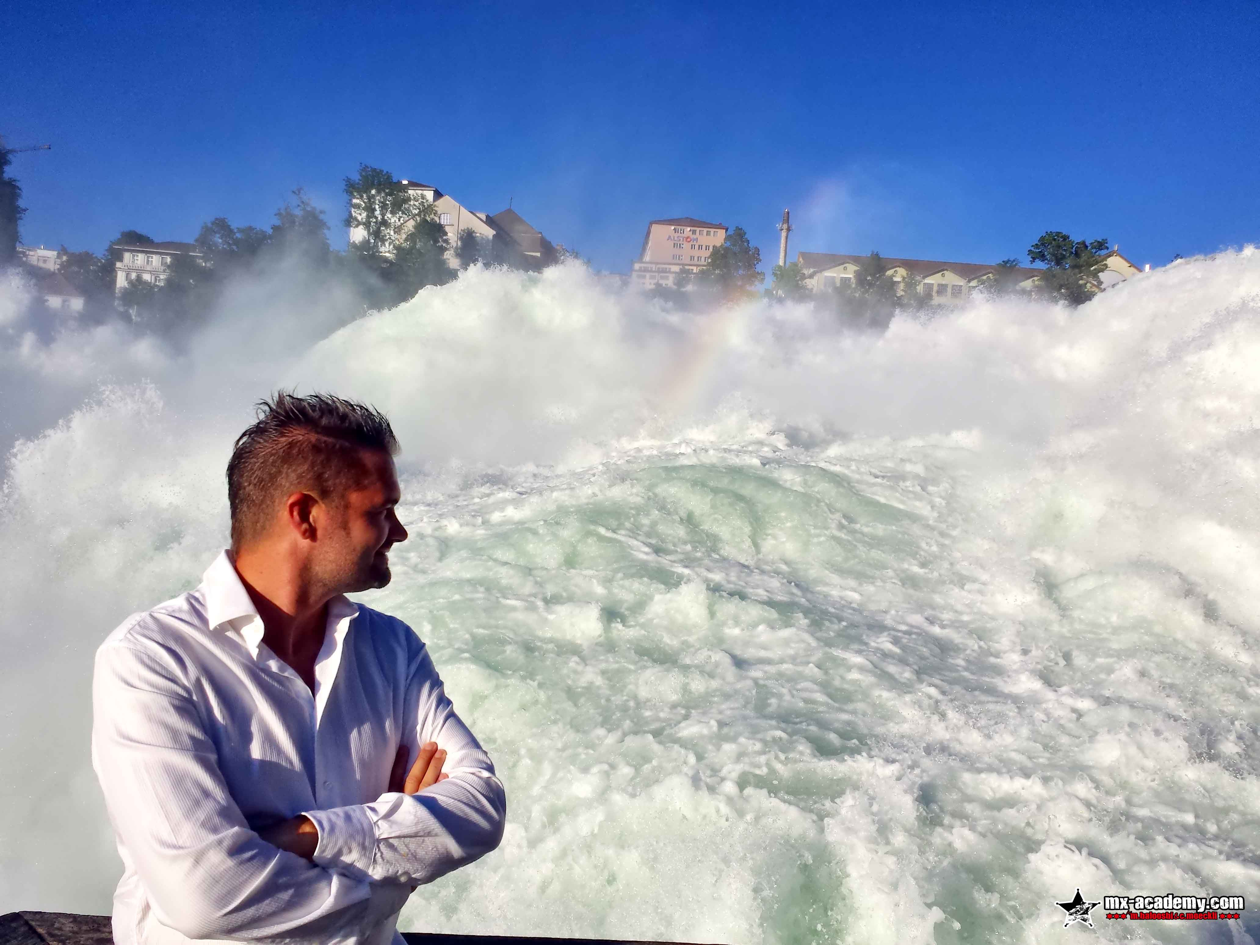 Best things to do in Switzerland - Rheinfall