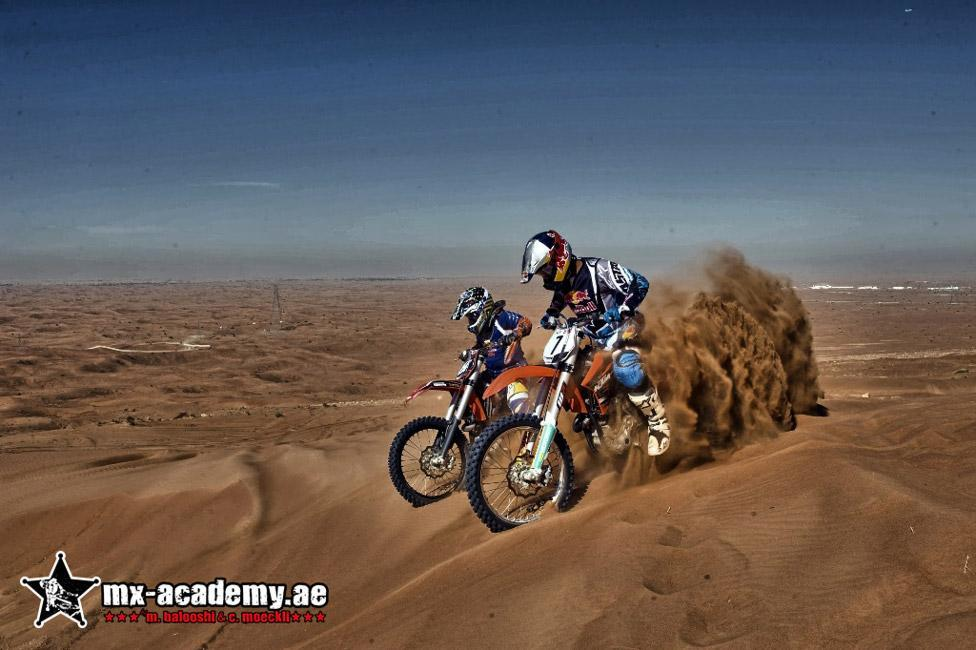 Things to do in Dubai - Desert riding