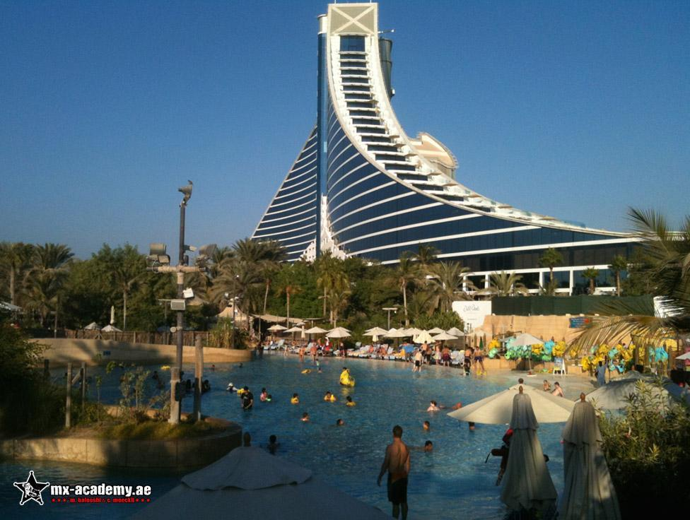 Things to do in Dubai - Wild Wadi Water Park