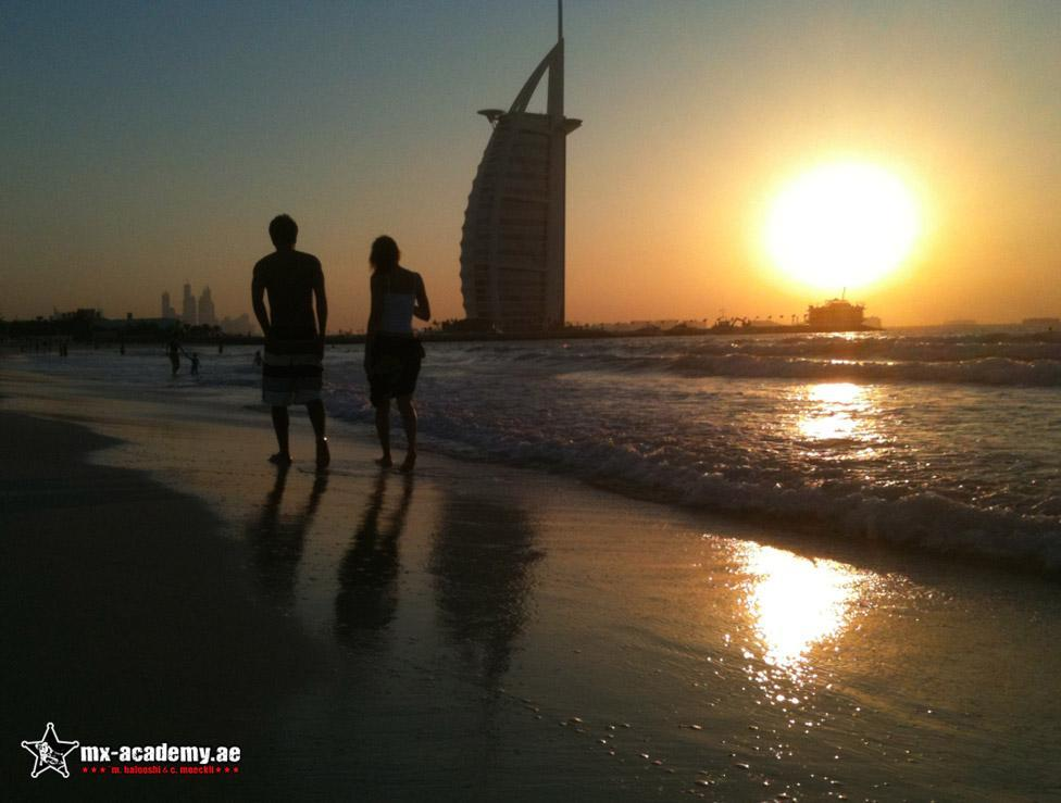 Things to do in Dubai - Beaches and Beach Parks