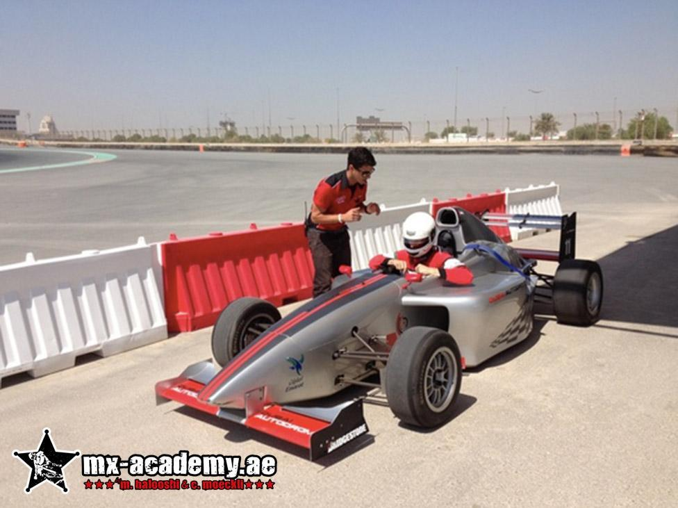 What to do in Dubai - Dubai Autodrome